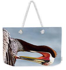 Horizontal Weekender Tote Bag