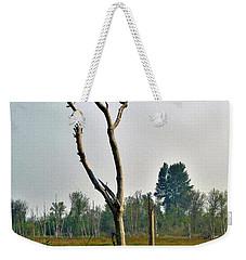 Horn Tree Weekender Tote Bag