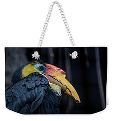 Hornbilled Bird Weekender Tote Bag