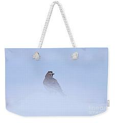 Horned Lark Weekender Tote Bag