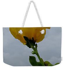 Horned Poppy Weekender Tote Bag