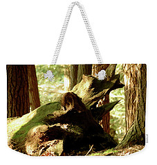 Horned Tree Weekender Tote Bag