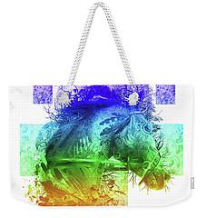 Horse 4 Weekender Tote Bag