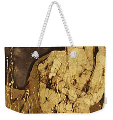 Horse Above Stones Weekender Tote Bag