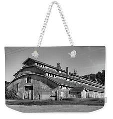 Horse Barn Exited Weekender Tote Bag