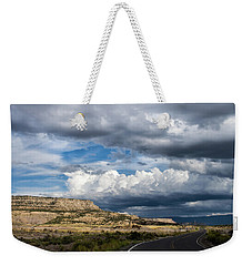 Horse Canyon By De Beque Colorado Weekender Tote Bag