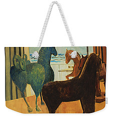 Horse Collection Weekender Tote Bag