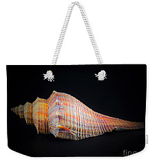 Horse Conch Weekender Tote Bag by Ray Shrewsberry