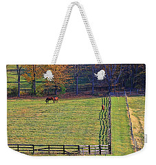 Horse Country # 2 Weekender Tote Bag