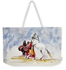 Horse Dance Weekender Tote Bag