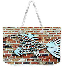 Fish Shoe  Weekender Tote Bag