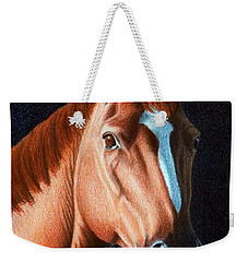 Horse Head 1 Weekender Tote Bag