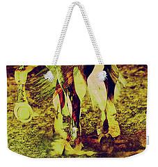 Horse Legs Weekender Tote Bag