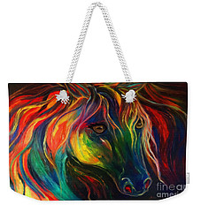 Horse Of Hope Weekender Tote Bag