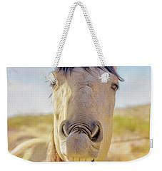 Horse Talk #2  Weekender Tote Bag