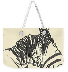 Horse - Together 9 Weekender Tote Bag