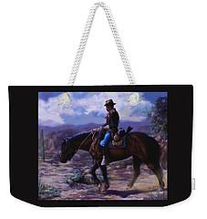 Horse Trainer Weekender Tote Bag