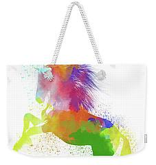 Horse Watercolor 2 Weekender Tote Bag