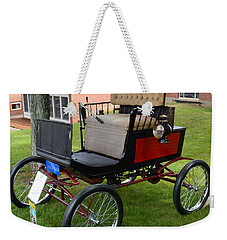 Horseless Carriage-c Weekender Tote Bag