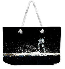 Horses And Men In Rain Weekender Tote Bag by Bob Orsillo