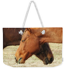 Horses In Sinc Weekender Tote Bag