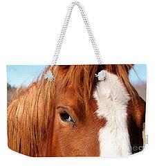 Horse's Mane Weekender Tote Bag