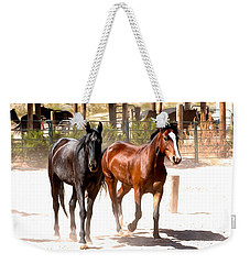 Horses Unlimited_6a Weekender Tote Bag