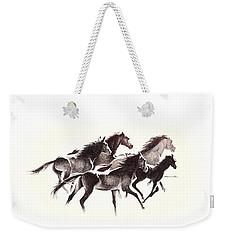 Horses4 Mug Weekender Tote Bag