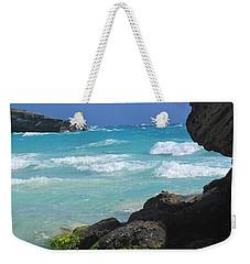 Horseshoe Bay Rocks Weekender Tote Bag