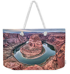 Horseshoe Bend Arizona Weekender Tote Bag