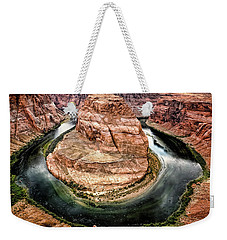 Horseshoe Bend Colorado River Weekender Tote Bag