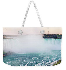 Horseshoe Falls At Dusk Weekender Tote Bag