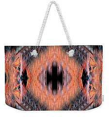 Horsetail Falls Meditation Weekender Tote Bag