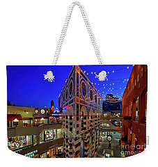 Horton Plaza Shopping Center Weekender Tote Bag