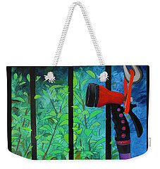 Hosed Weekender Tote Bag