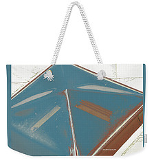 Hospital Skylight Weekender Tote Bag by Lenore Senior