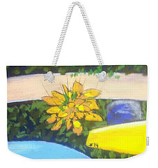 Hostas And Kayaks   Weekender Tote Bag