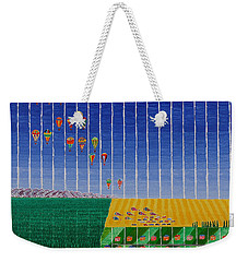Hot Air Balloon Party Weekender Tote Bag