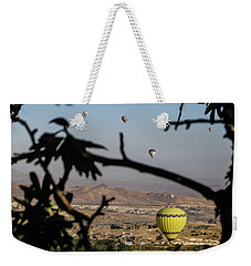 Hot Air Balloons In Cappadocia, Turkey Weekender Tote Bag