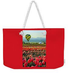 Hot Air Rising Weekender Tote Bag