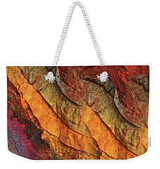 Hot Andalucia Nights Weekender Tote Bag