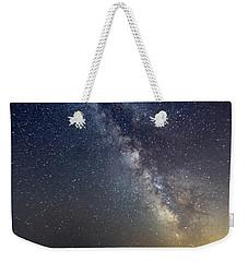 Hot August Night Milky Way Weekender Tote Bag