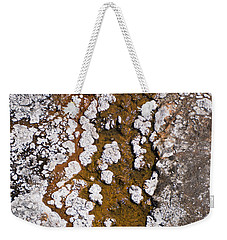 Hot Cascades Abstract Weekender Tote Bag