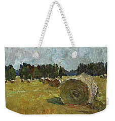 Hot Day In The Chusovoe Weekender Tote Bag