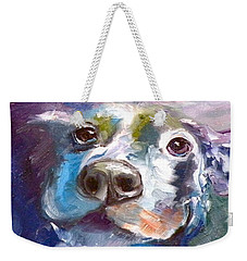 Hot Dog Chilly Dog Study Weekender Tote Bag
