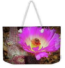 Hot In Pink Weekender Tote Bag