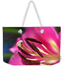 Hot Is Lily Weekender Tote Bag