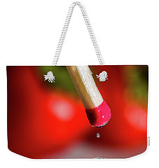 Hot Pepper Drops Weekender Tote Bag