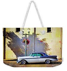 Hot Rod Bel-air Weekender Tote Bag