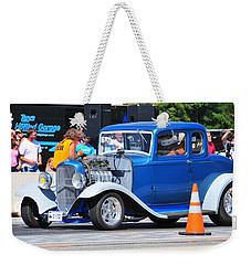 Hot Rod Dragster Weekender Tote Bag